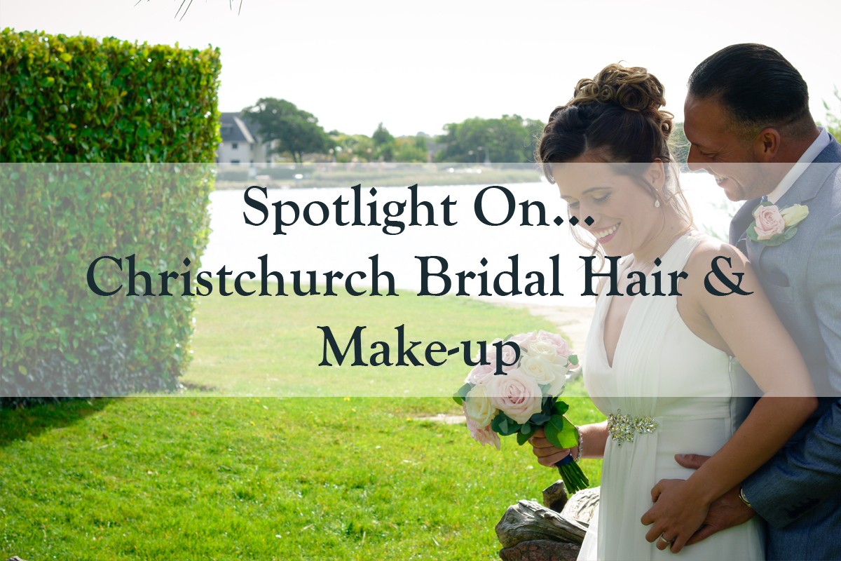 Christchurch Bridal Hair Make-up
