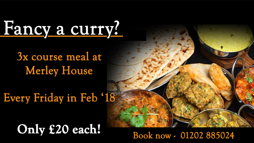 curry night events