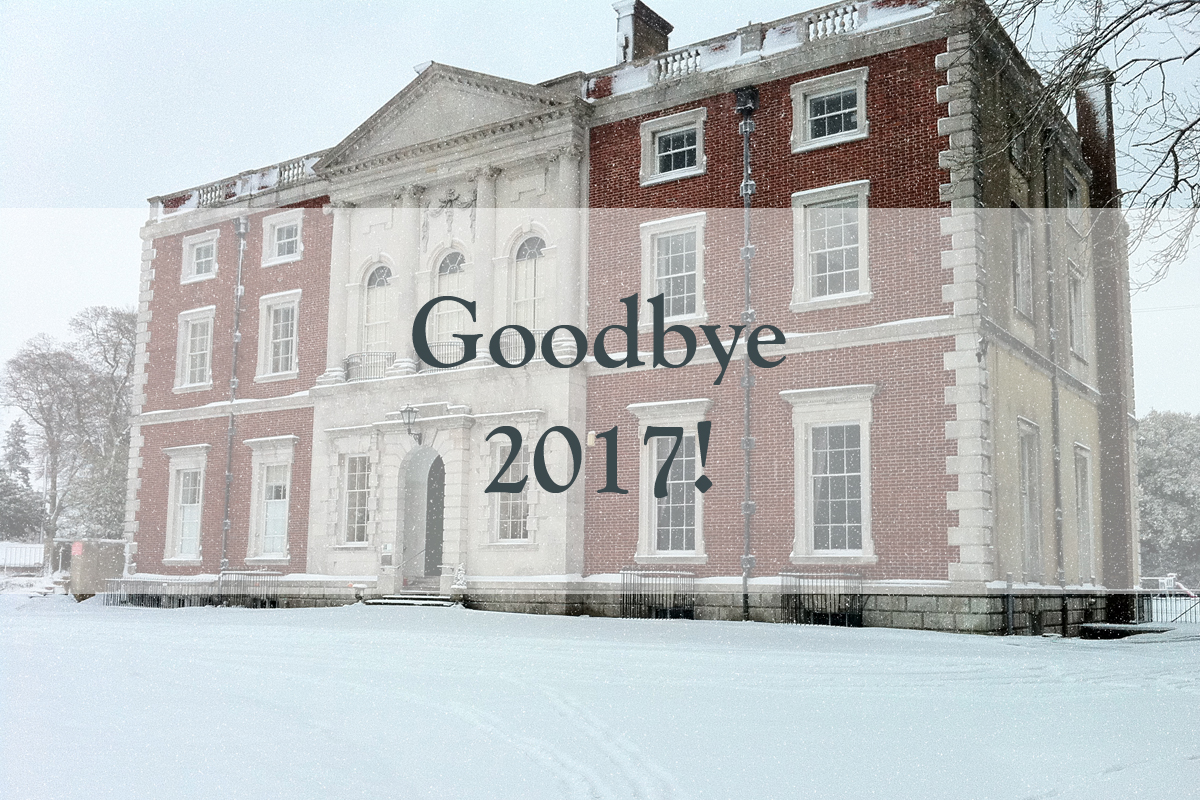 merley house in the snow not in 2017