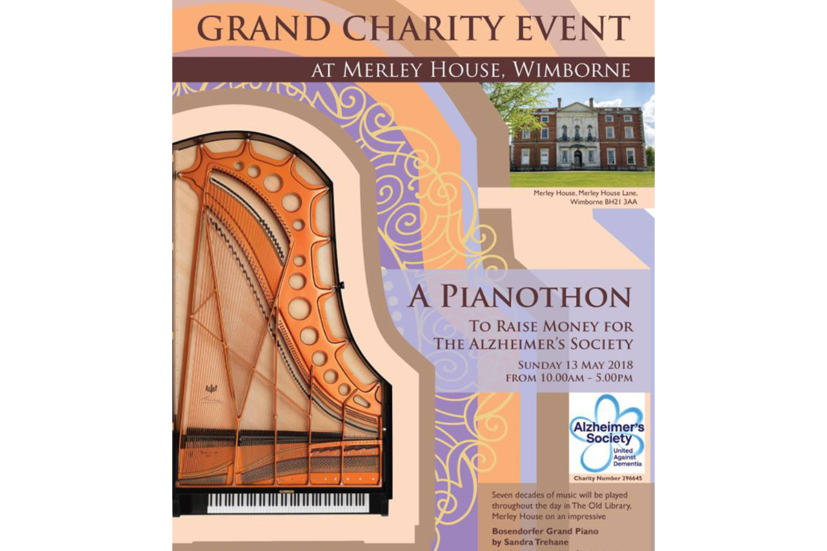 Pianothon - Charity Event Raising Money for The Alzheimer ...