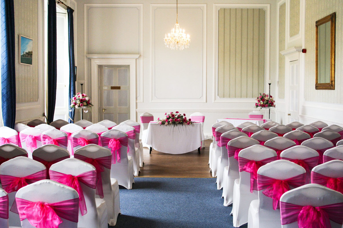 Merley House Wedding Venue Dorset