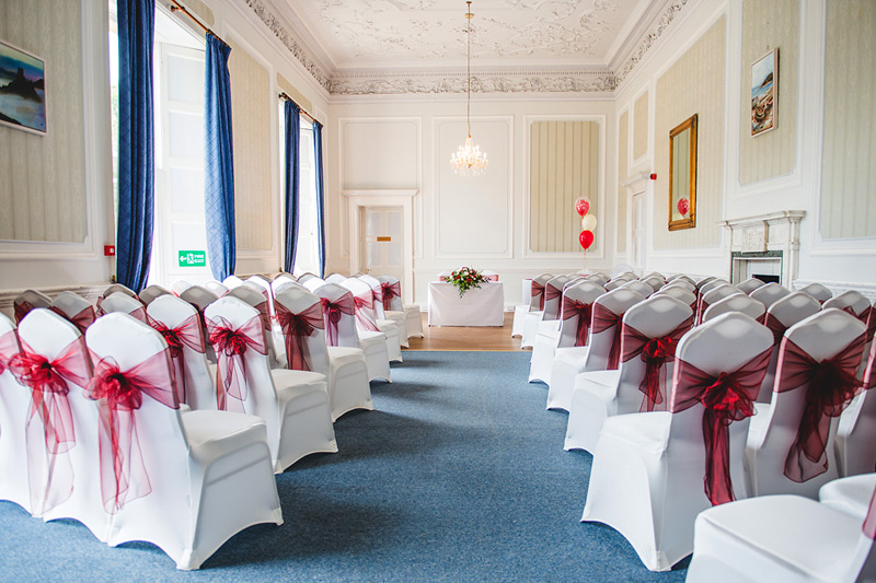 Weddings Civil Ceremonies Venue Merley House Dorset