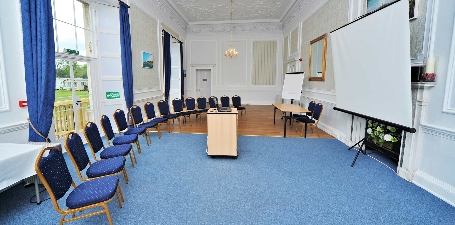Merley House Business Meeting Venue Dorset