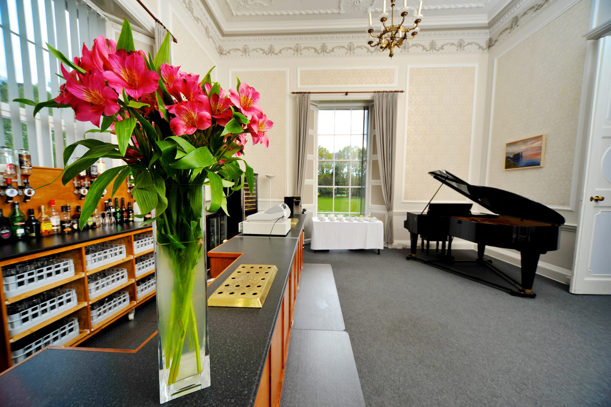 Merley House Function Venue in Dorset, The Morning Room